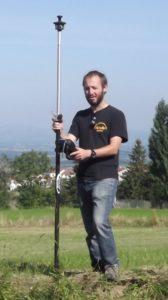 Ludovic Bruyère, géomètre