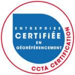 Certification en géoréférencement